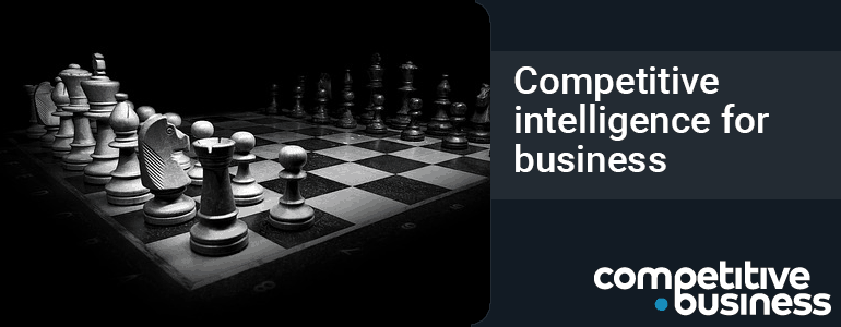 competitive intelligence for business
