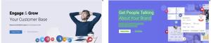 website design change