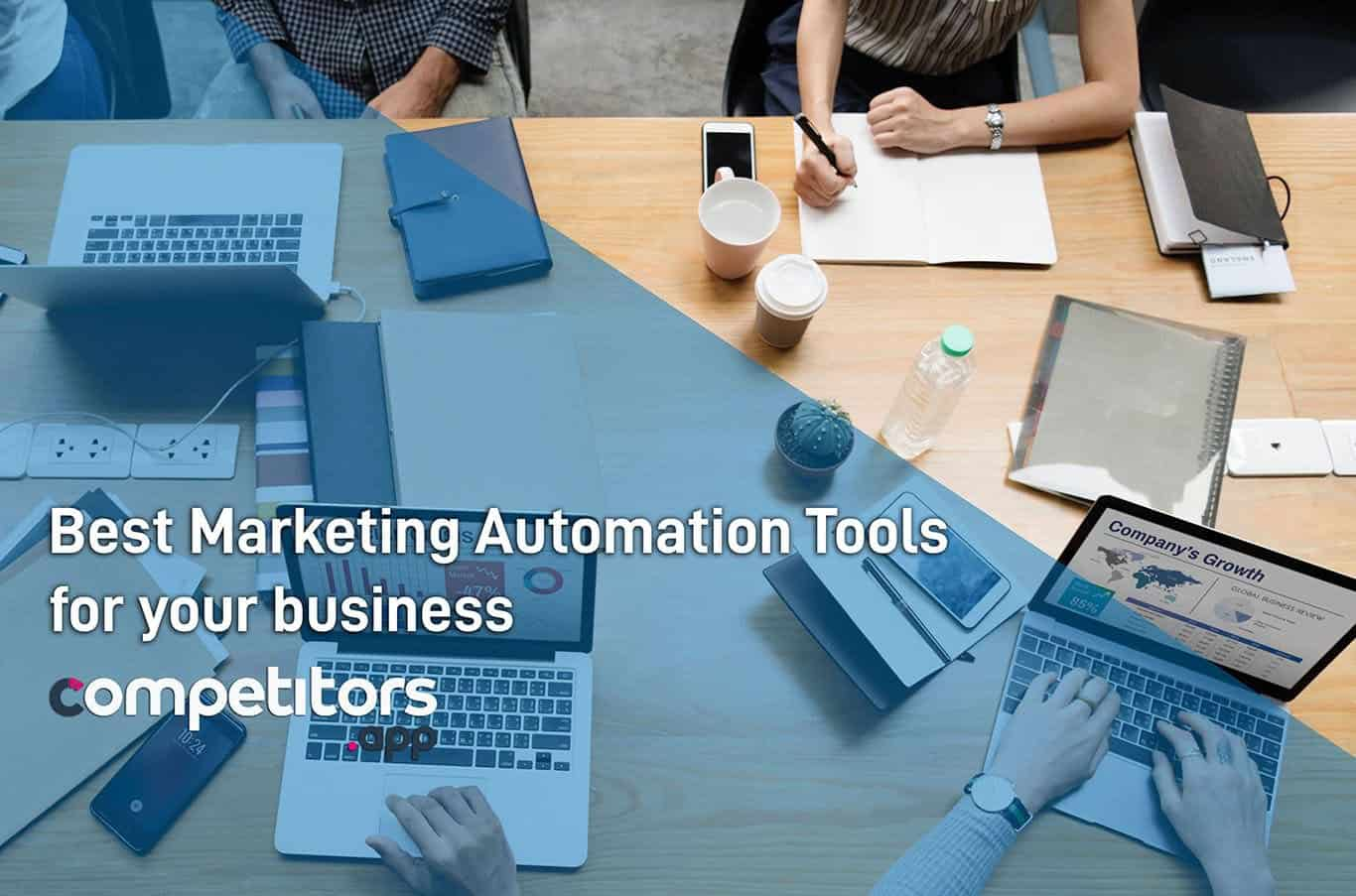 Best Marketing Automation Tools for your Business
